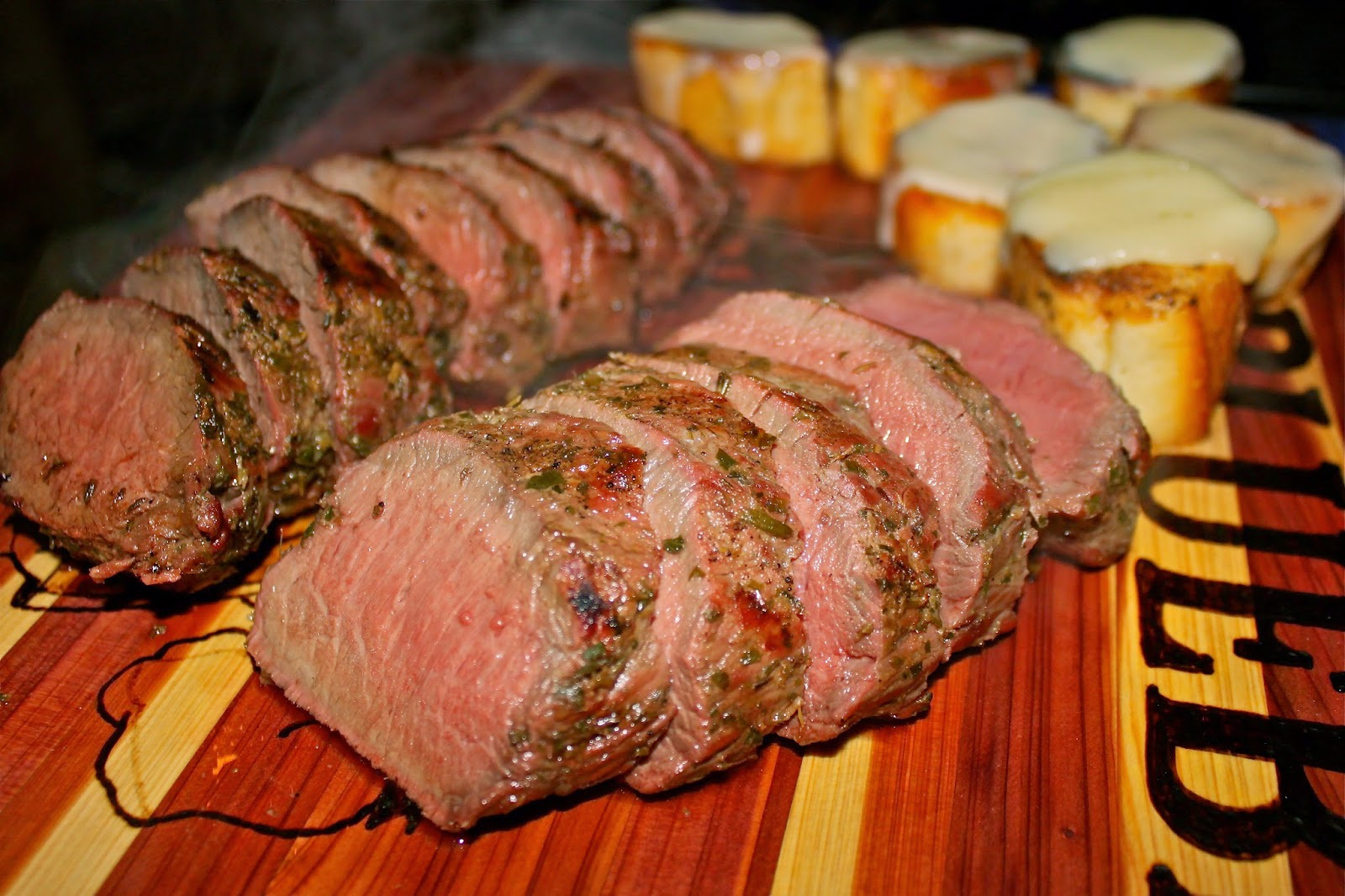 Grilled Venison Loin With Horseradish Cream Sauce Recipes — Dishmaps