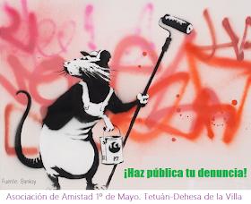 Marqués de Viana: Meses sin arreglar el alcorque
