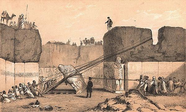 niniwe, kerajaan asyur