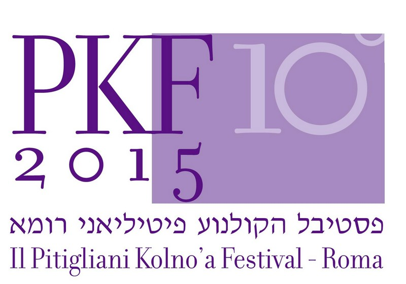logo del Pitigliani Kolno'a Festival 2015