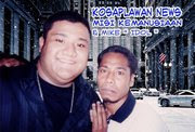 KOSAPLAWAN NEWS DAN MIKE IDOL ( ARTIS )