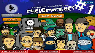 Free Games -  CycloManiacs