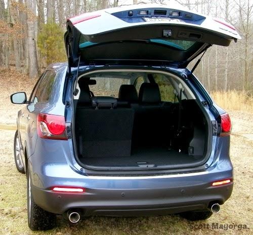 Mazda Suv 2014: Straight Talk From The Hematech: Mazda CX-9 Grand Touring
