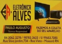 ELETRÔNICA ALVES
