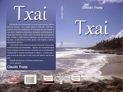 """Resenha de Ricardo Mascarenhas para meu livro """"Txai"""""""