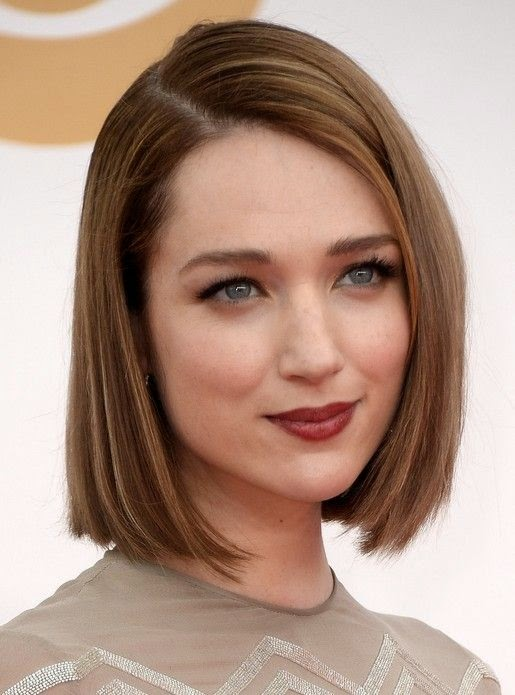 Hairstyle For Short Neck Short Hairstyle 2013