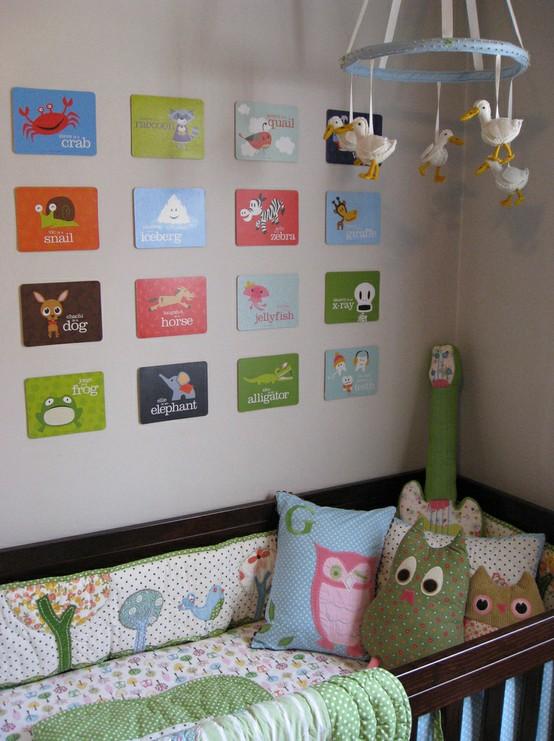 Cuadros para decorar una habitaci n infantil infantil decora - Cuadros habitacion infantil ...