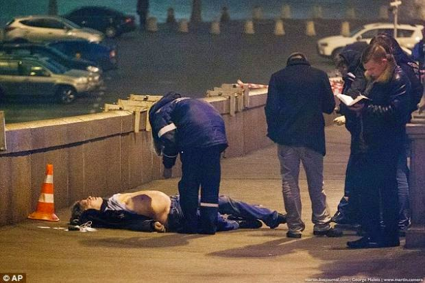 Pembunuhan ahli pembangkang Russia dirancang rapi Penyiasat