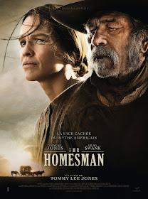 The Homesman (2014) [Latino]