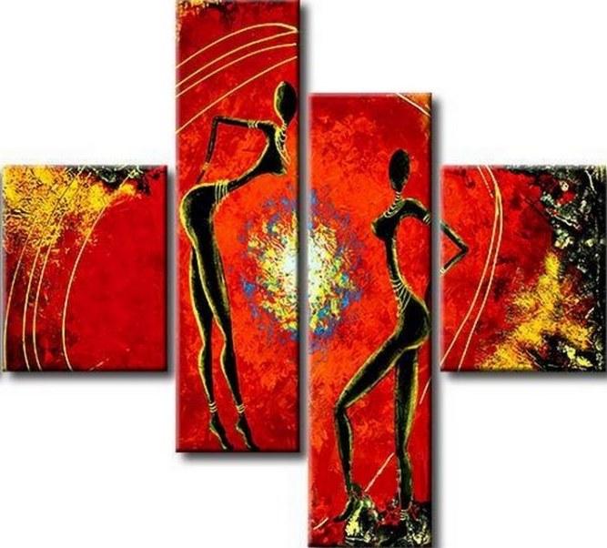 Cuadros modernos pinturas y dibujos pinturas de for Imagenes de cuadros abstractos con acrilicos