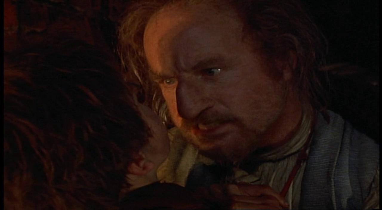 Screen Shot Of Oliver Twist 1997 In Hindi English Dual Audio Bluray 720P
