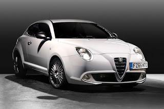 Alfa Romeo MiTo Collezione (2015) Front Side