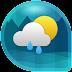 تحميل برنامج حالة الطقس والساعة Weather Clock Widget للاندرويد