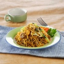 MI GORENG JAWA - Resep Masakan Nusantara