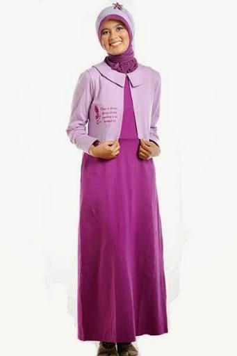 Gambar Model Baju Muslim Remaja Wanita 2015