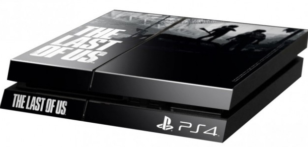 The Last of Us Remastered PS4 Skin Listed by Retailer