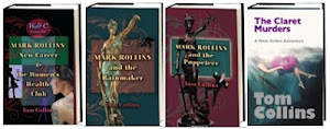 Purchase Signed Copies of Books by Tom Collins