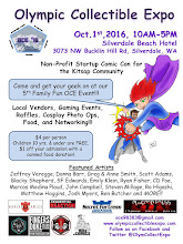 Olympic Collectible Expo Oct 1st, 2016