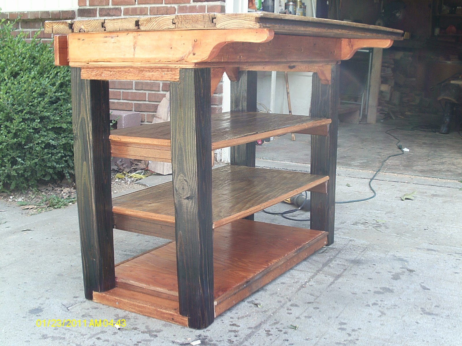 handmade rustic log furniture custom kitchen island custom kitchen island