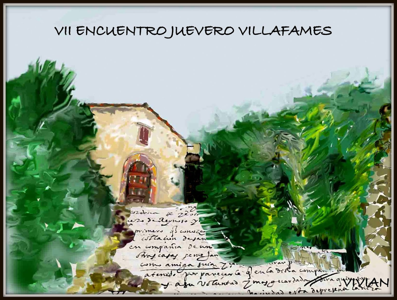 Logo Encuentro Villafamés