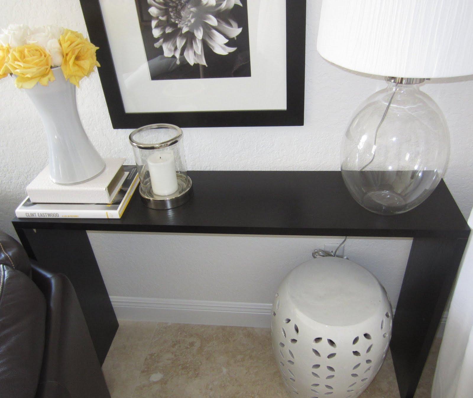 Yarial com = Ikea Console Ekby ~ Interessante Ideen f u00fcr die Gestaltung eines Raumes in Ihrem Hause