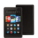 Win a Kindle Fire, Click on Kindle
