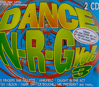 Various - Dance N-R-G Vol. 3