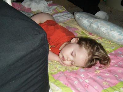 Sasha Napping