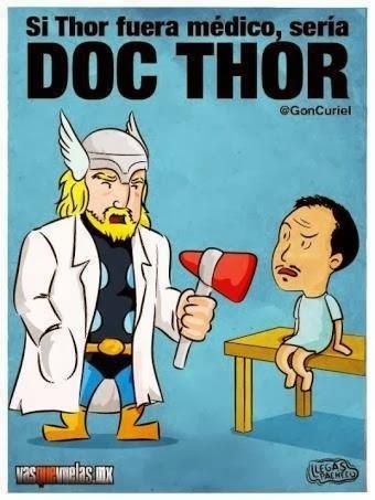 Chistes Thor: Doc-Thor