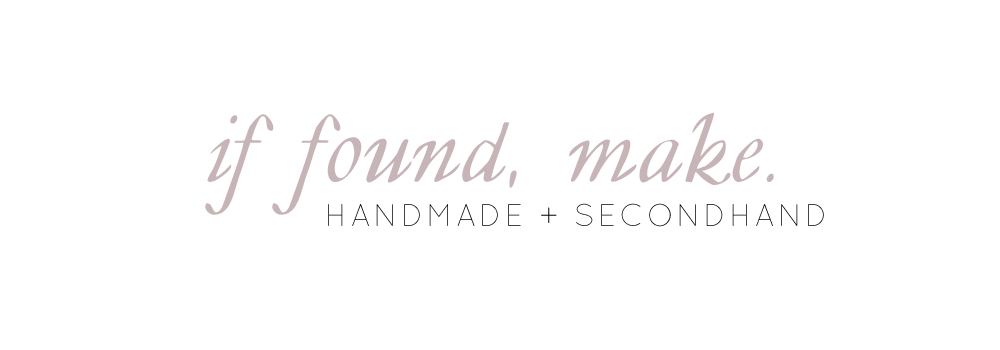 if found, make.