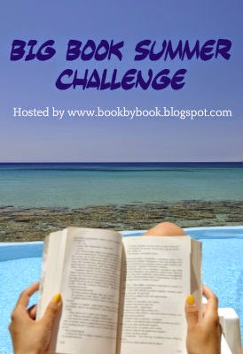 2015 Big Book Summer Challenge