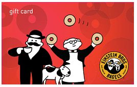 Einstein Bros Bagels Gift Card Balance Check
