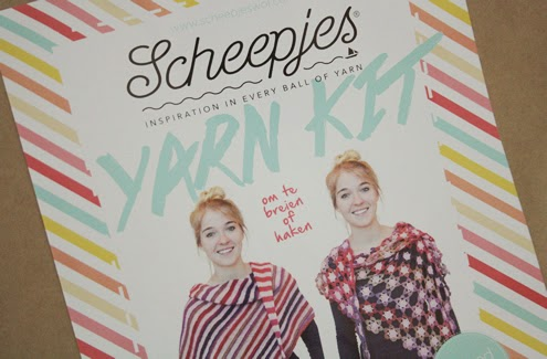 Schaapjes Yarn Kit