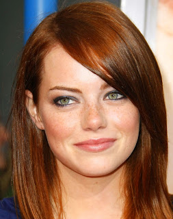 Make-up tips for Redheads: