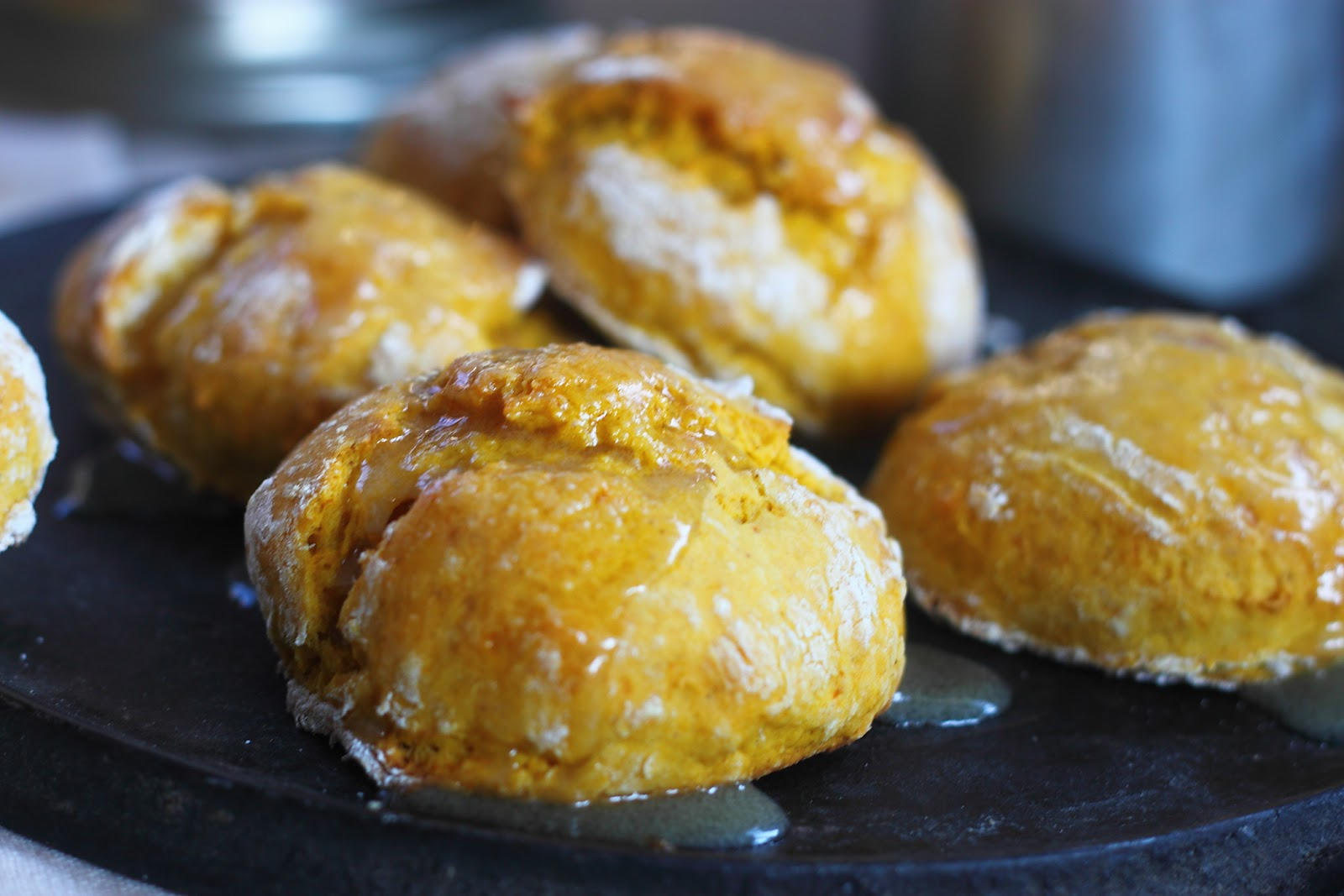 Confections from the Cody Kitchen: Sweet Potato Scones