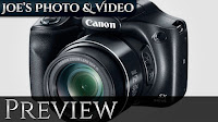Canon Powershot SX420 & SX540 Just Announced | Preview