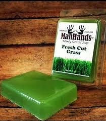 sabun aroma rumput segar