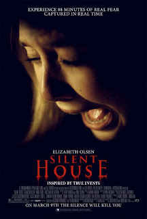 Poster de Silent House