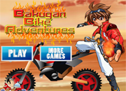 Bakugan Bike Adventure