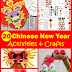 20 Chinese New Year Crafts & Activities for Kids