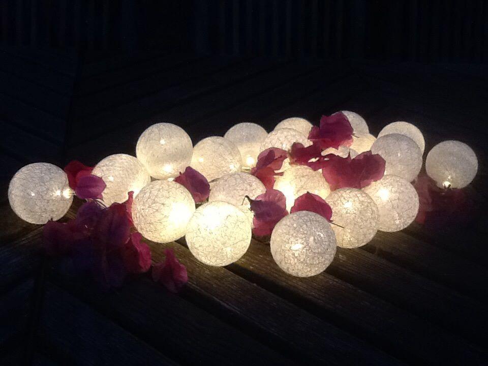 Popurri regalos decoraci n complementos guirnaldas de luz - Bolas de decoracion ...