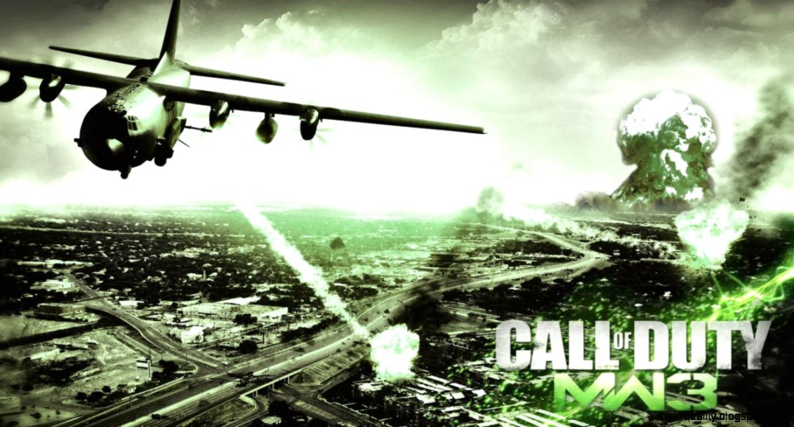 Call Of Duty Modern Warfare 3 Hd Wallpapers 1080p Download