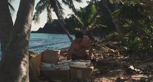plane crash deserted island movies