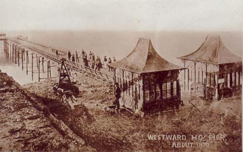 Westward Ho! Pier