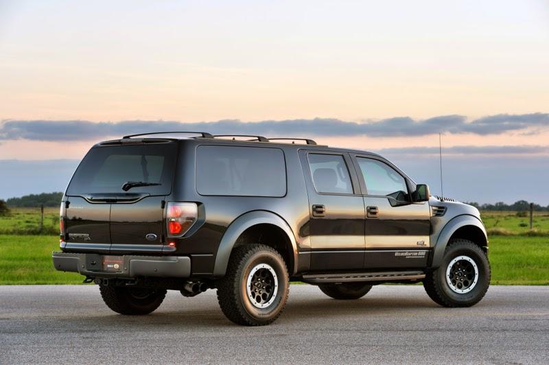 2013 hennessey velociraptor 600 supercharged suv based on. Black Bedroom Furniture Sets. Home Design Ideas