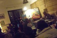 Presentazione del mini libro LA DIVERSITA' NELL'UNITA' (la discriminazione che divide)di Antonio Trillicoso ed. J LIKE nell'ambito della Rassegna Artistica INTERIOR DEISGN di Luciana Ruoppolo - MARANO (Na)  Presenti i poeti Anna Maria Salemme, Igea Grimaldi, Max Oliva. Esposzione delle opere di Luciana ruoppolo designer, Antonio Scaramella Artisan, Pasquale Cestaro, Dalila Gioffredi