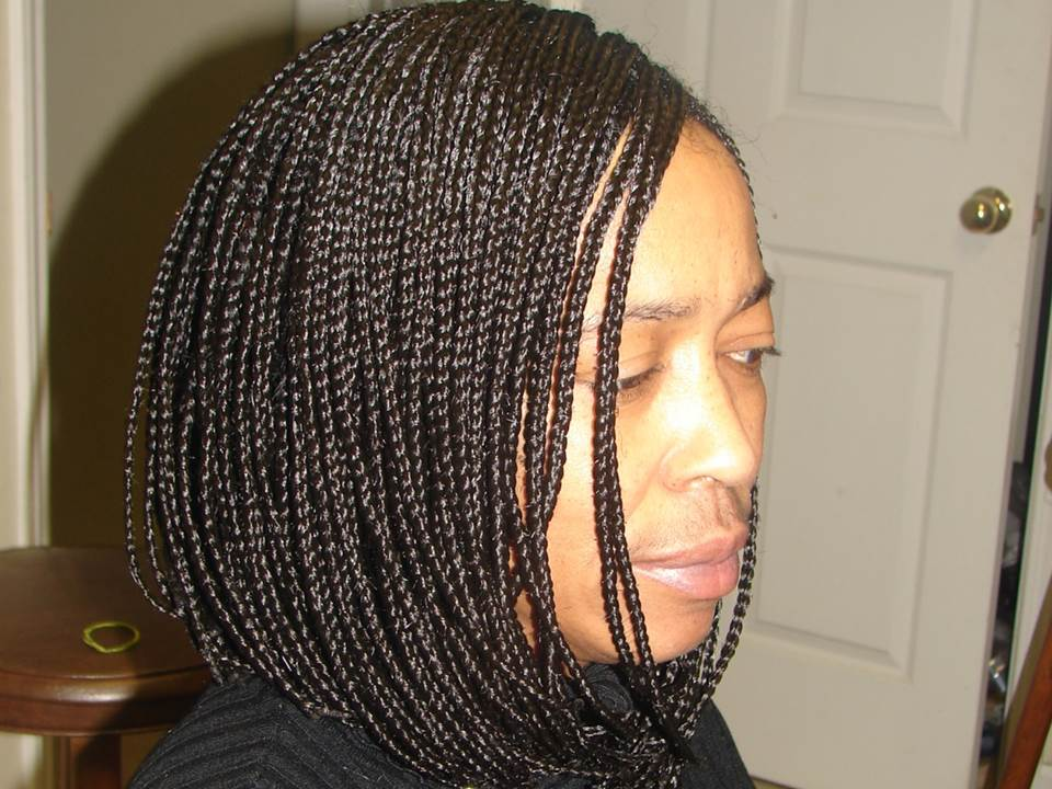 braided bob pictures - photo #28