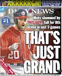 Mets win again... by losing
