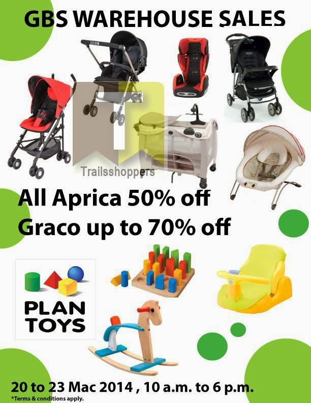 GBS Branded Toy Stroller Car Seat Warehouse Sales