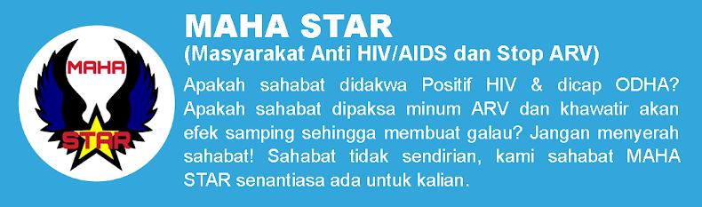 MAHA STAR: Fakta Ilmiah HIV/AIDS